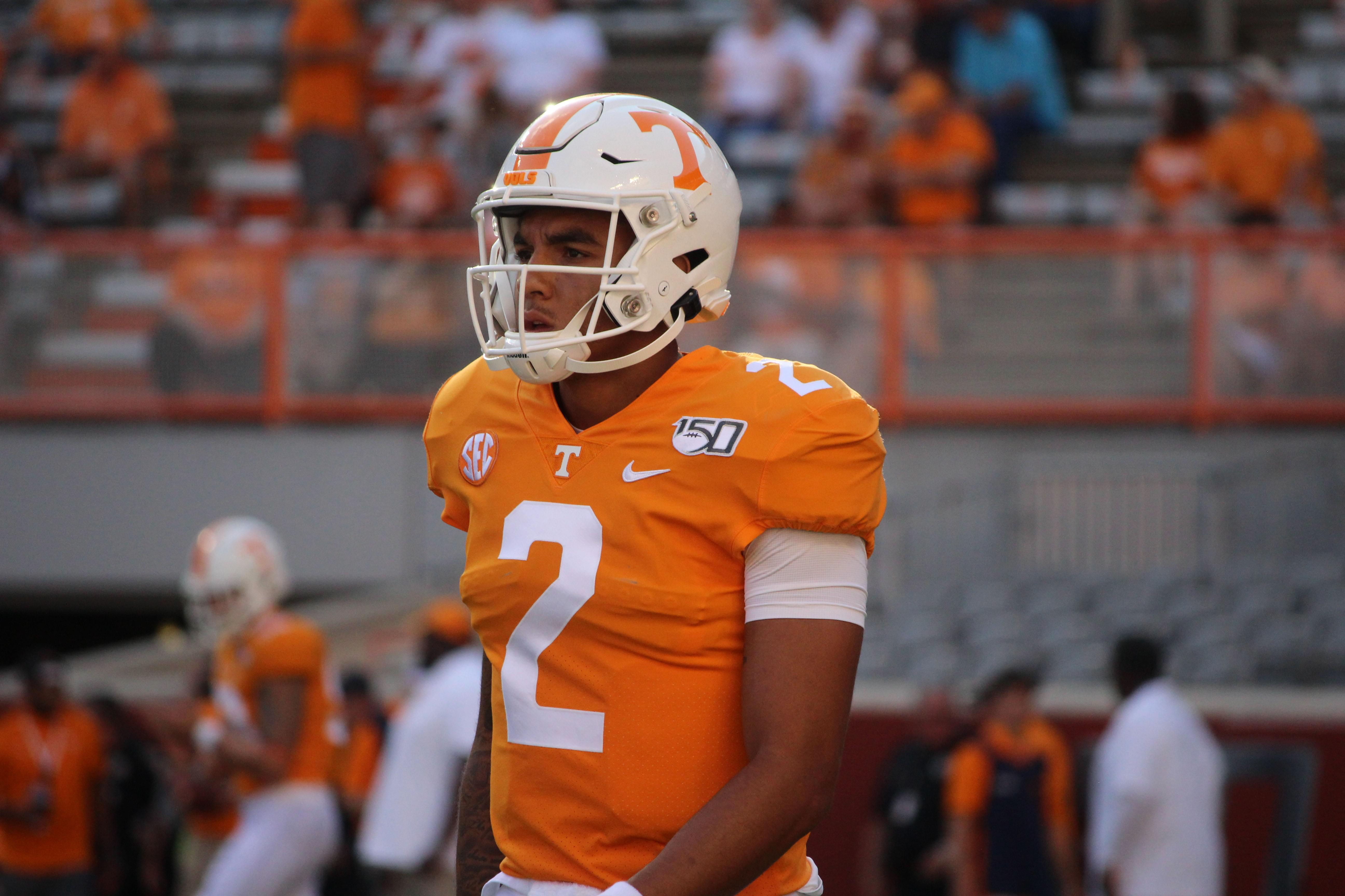 Silverberg: Guarantano's lows outweigh the highs