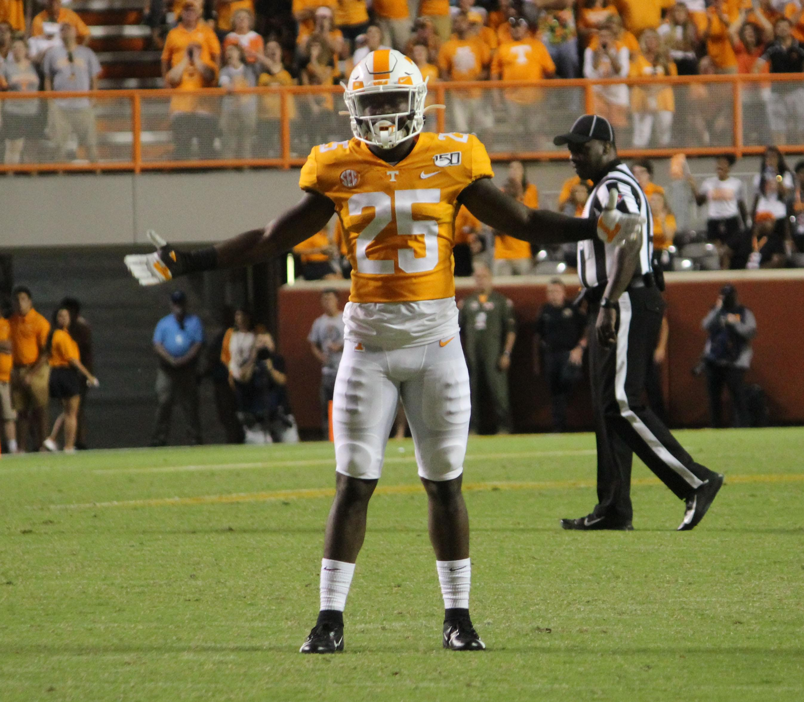 Silverberg: What to take note of from Tennessee's win over UTC
