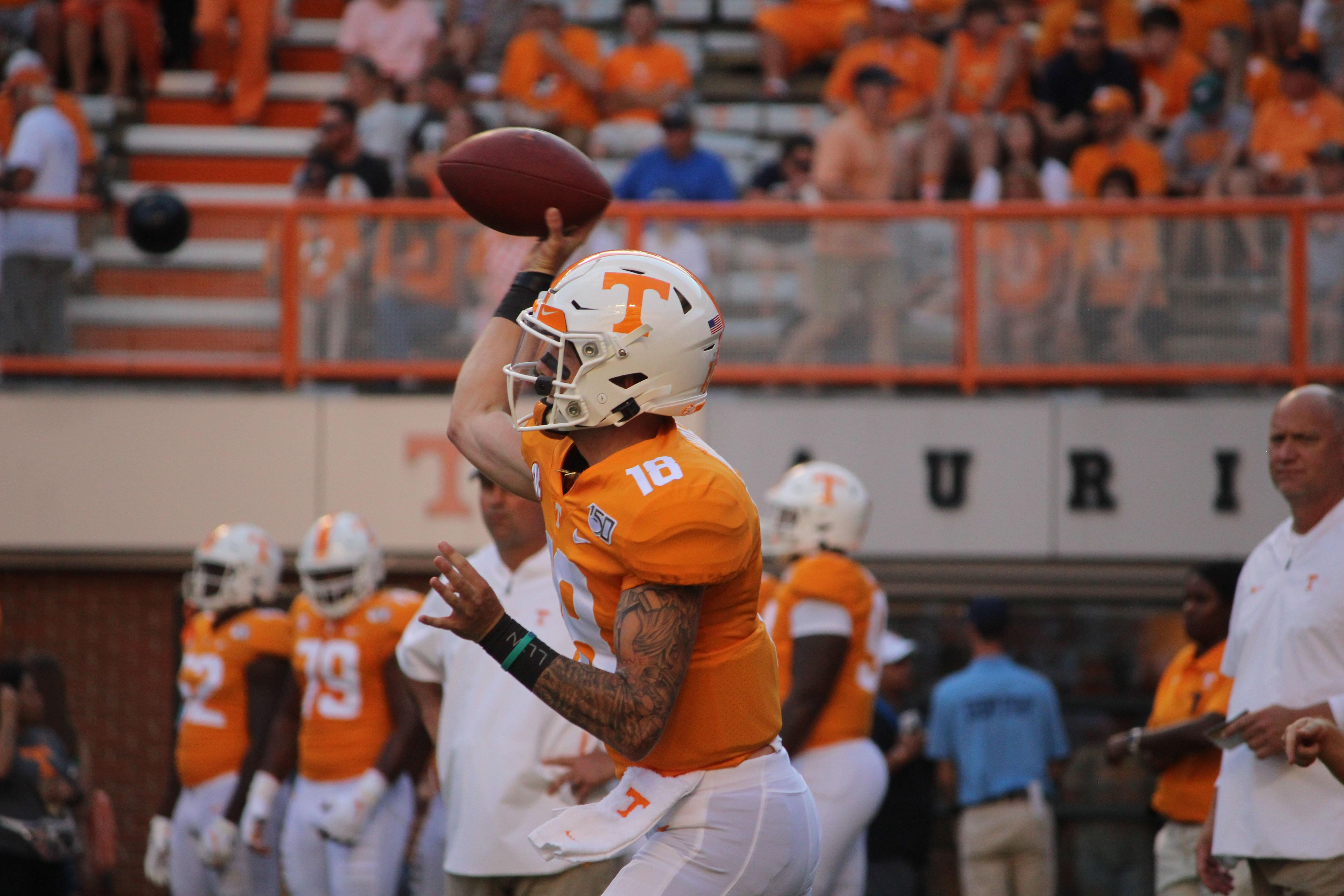 Vince's View: Week 3 SEC score predictions