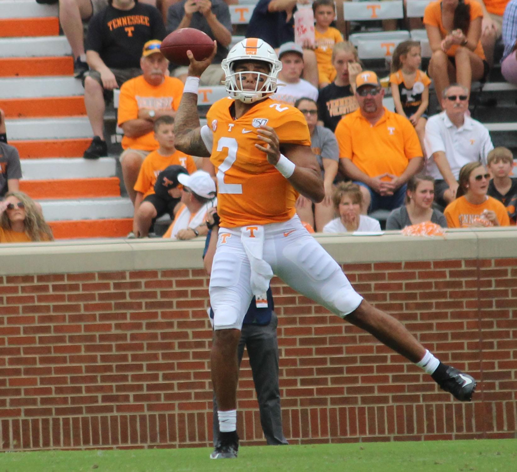 Why Tennessee Fans Should Be Ready to Support QB Jarrett Guarantano