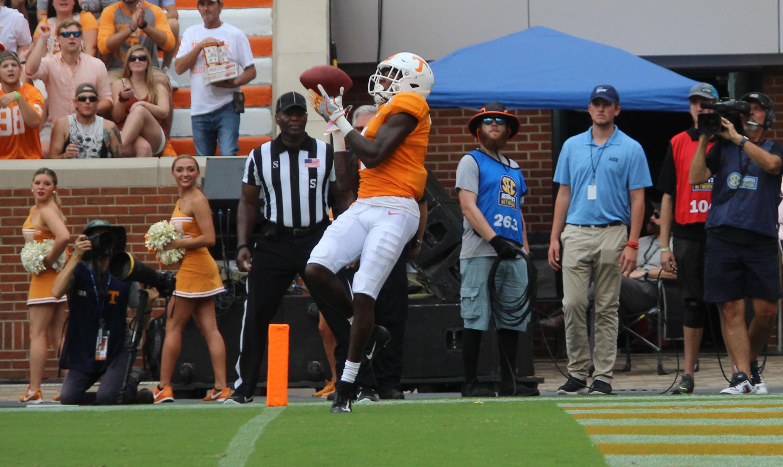Silverberg: Vols get complete performance in win