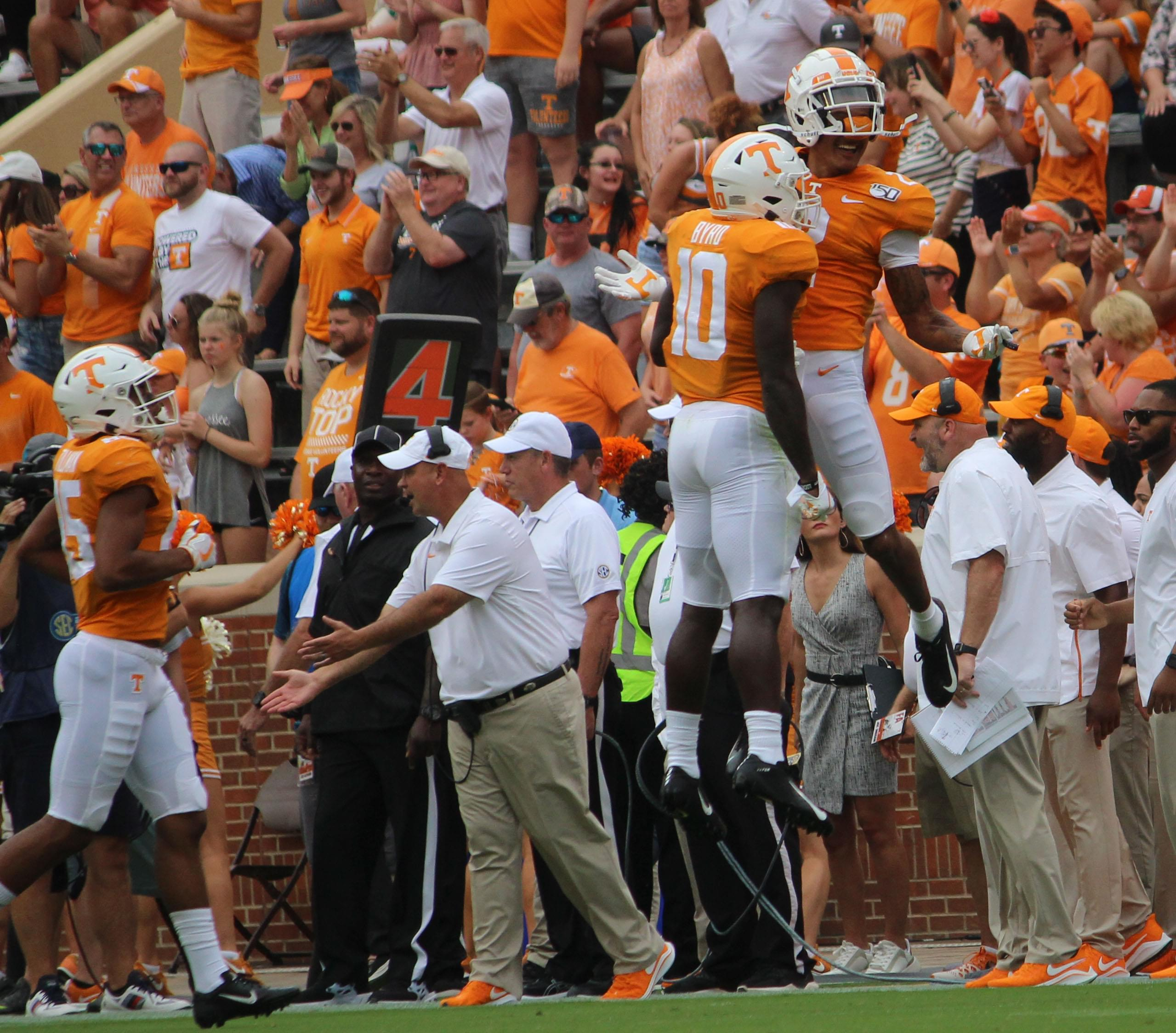 Silverberg: How Tennessee flipped the script on Saturday