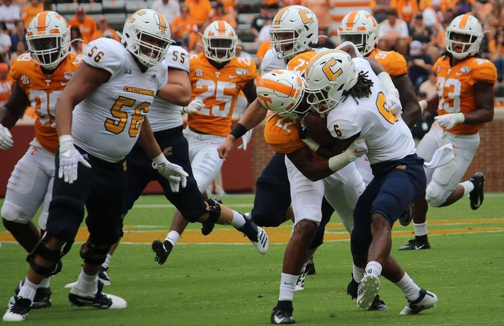 Football Photo Gallery: Tennessee vs. Chattanooga
