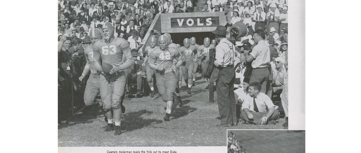This Game Date in Tennessee Football History – October 5th