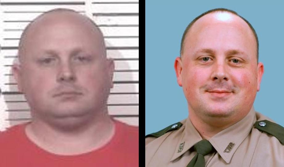 THP Trooper Charged with DUI