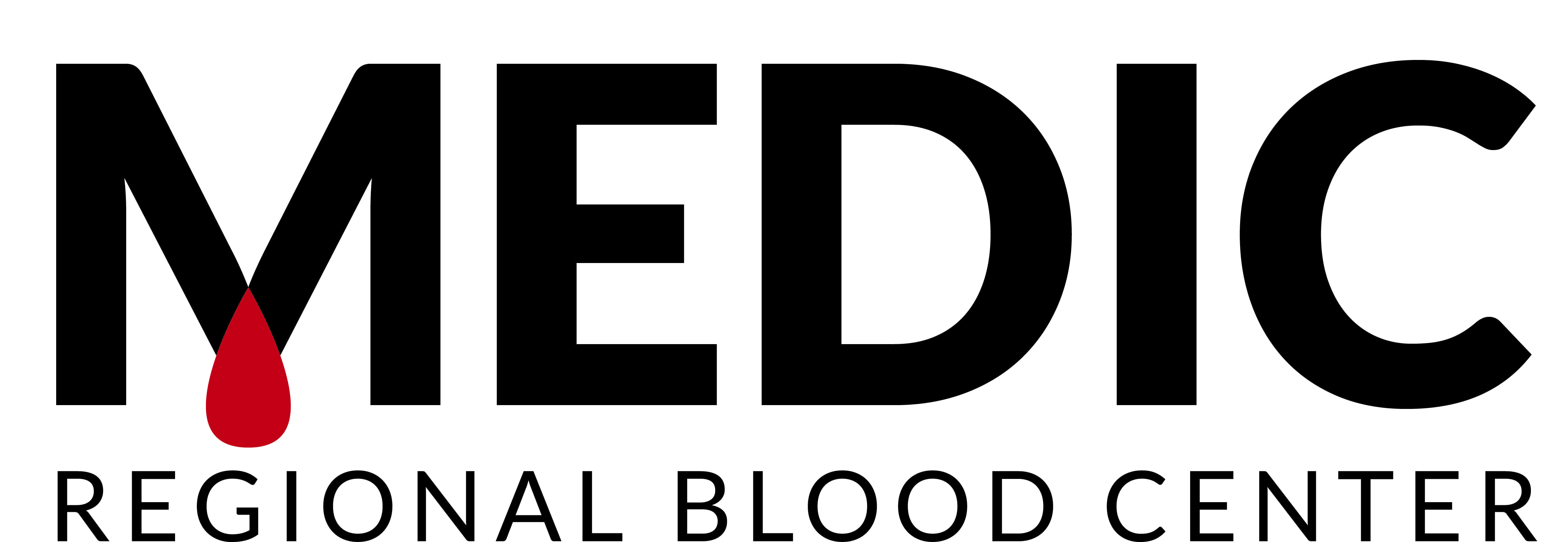 Medic Regional Blood Center Critical for O-