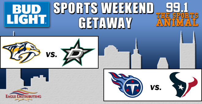 Bud Light Sports Weekend Getaway