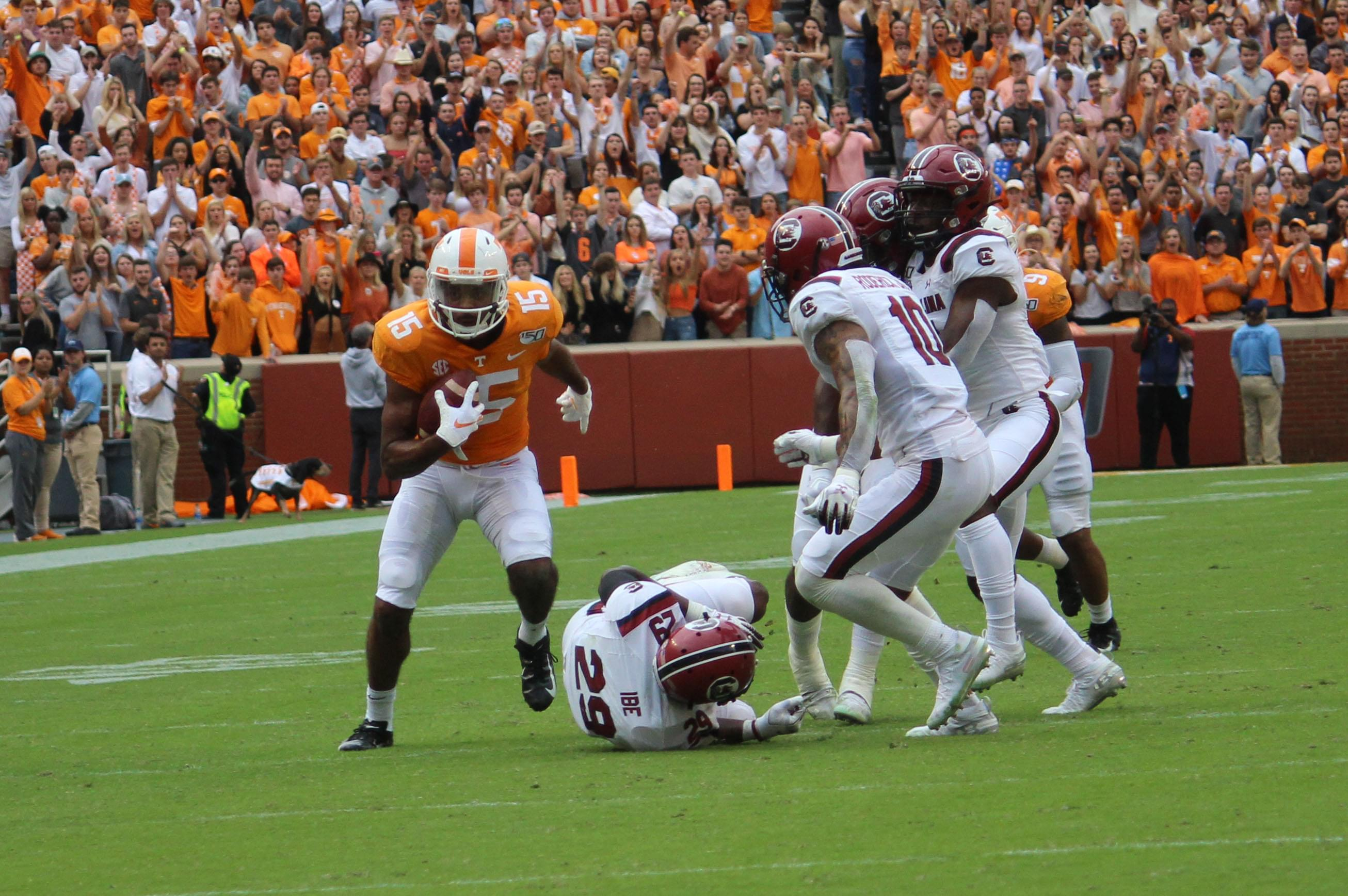 Tennessee Looks To Finish Season Stronger Than it Started
