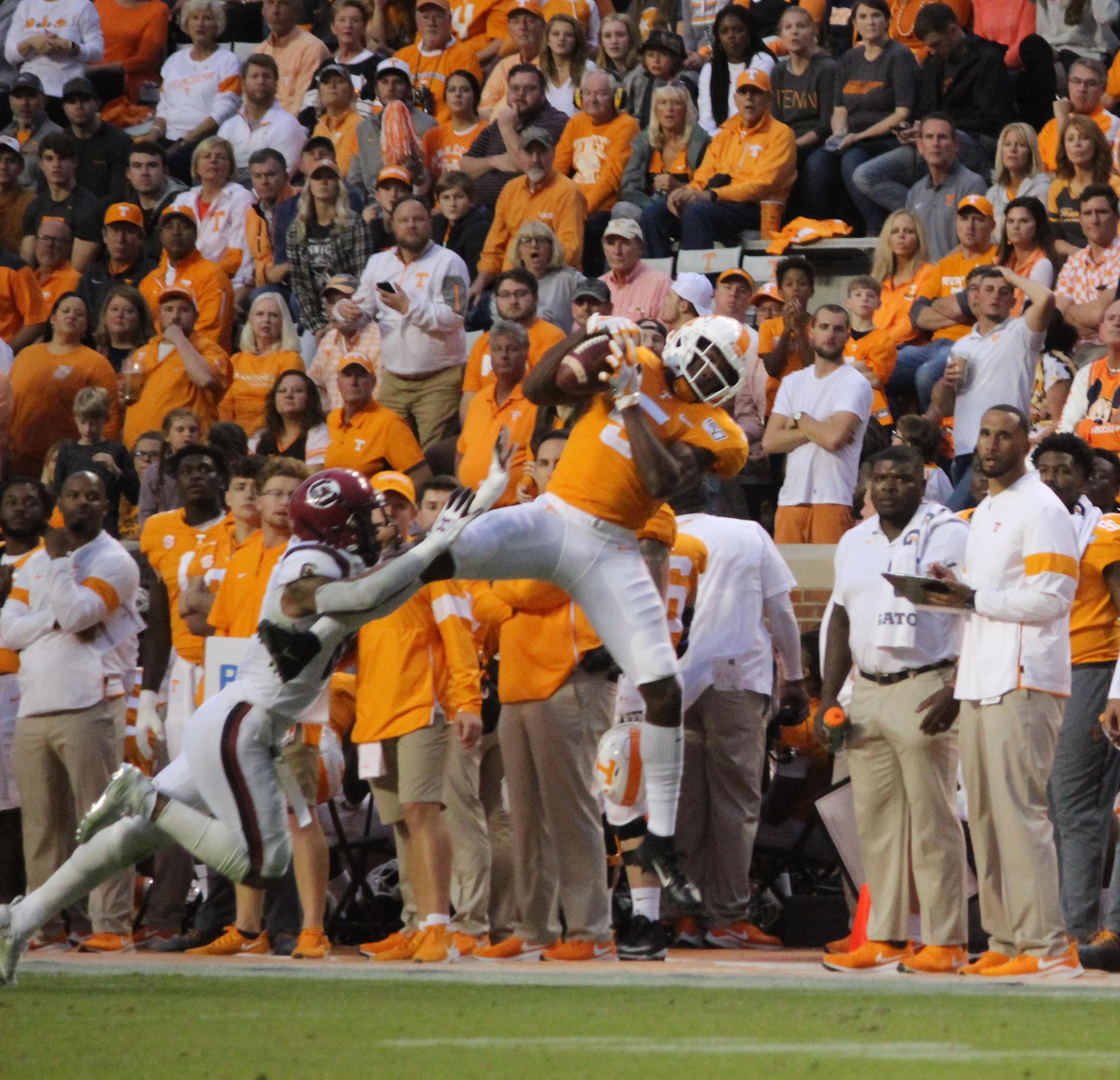 Silverberg: Vols did it the hard way, but are bowl eligible