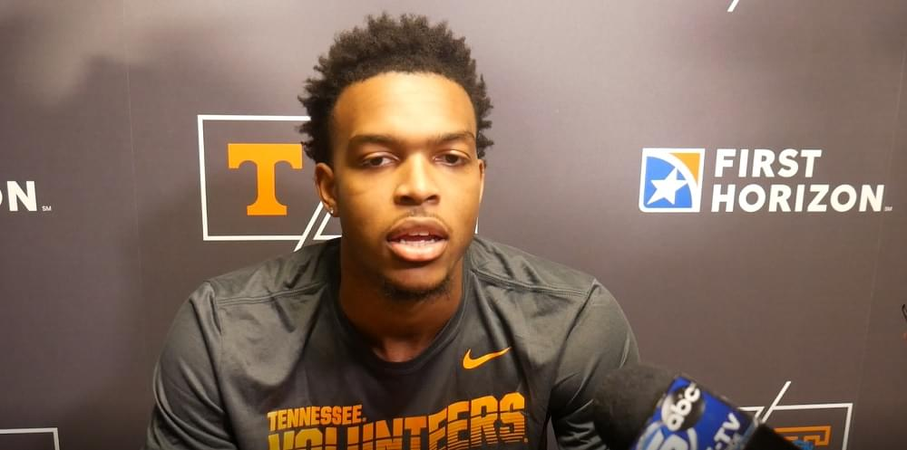 "Video: James on 1st game ""Being able to play in front of, I think, the best fans in the nation"""