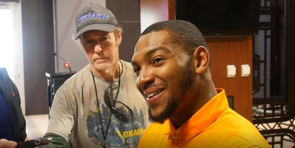 """Video: McCollough on Pruitt """"He always preaches about the people in the room"""""""