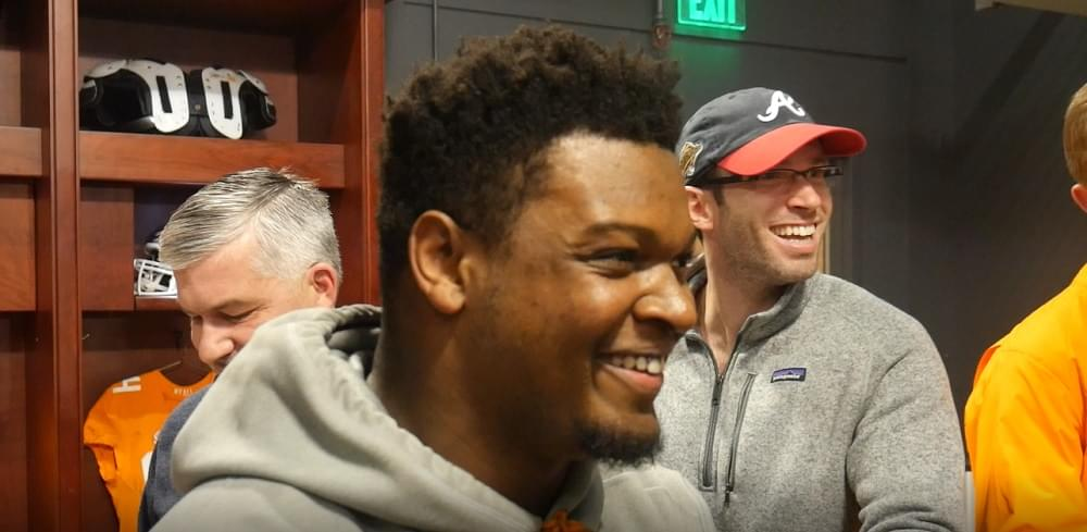 "Video: Solomon on why he chose Tennessee ""The real question is…why wouldn't I choose Tennessee? They have legends here."""