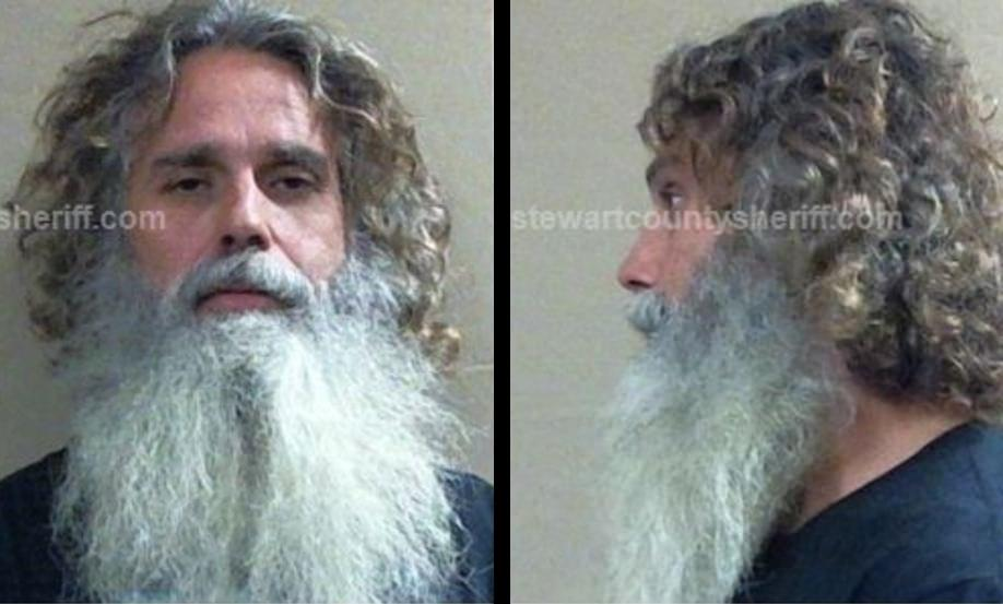 Middle TN Man Arrested, Found in Judge's Chamber with Ax