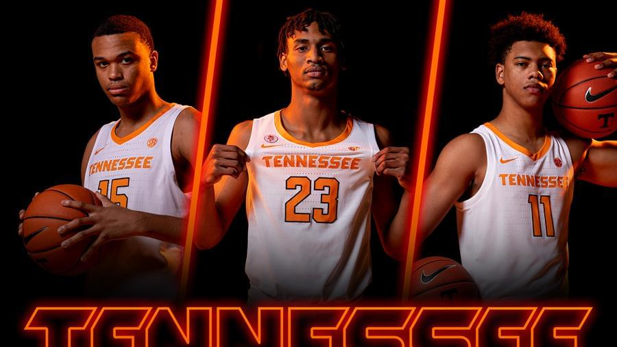Elite Trio Signs with Tennessee Basketball