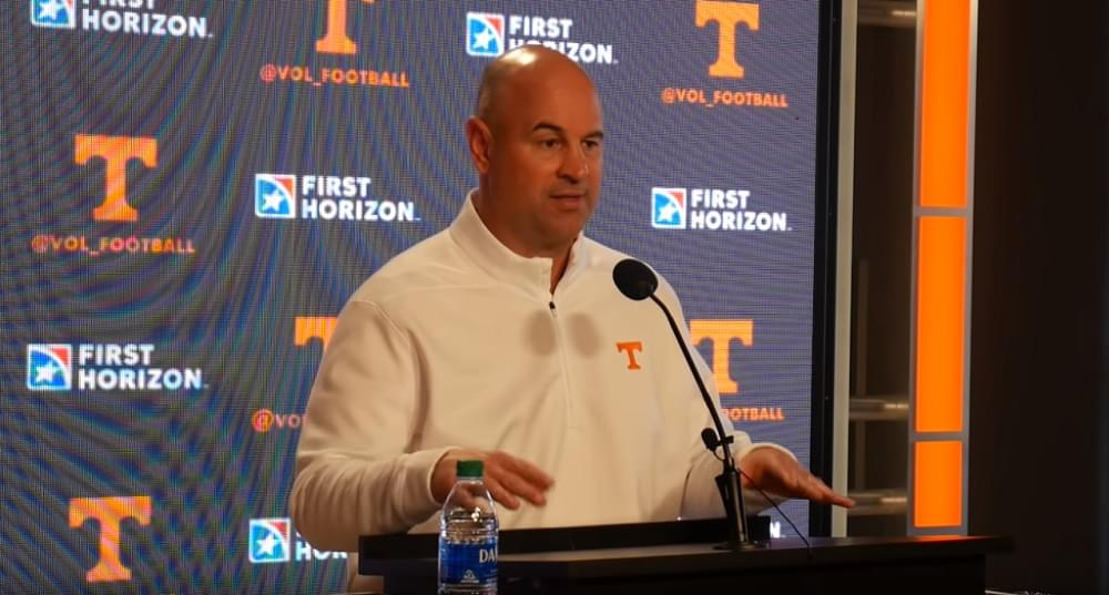 "Video: Pruitt on JG ""I think he can play just as well starting the game"""