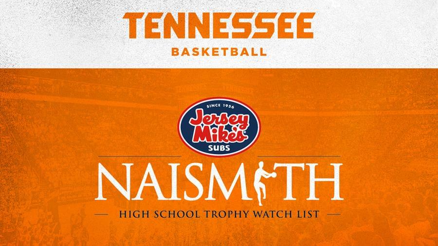 Vols Signees Up for Naismith High School Trophy