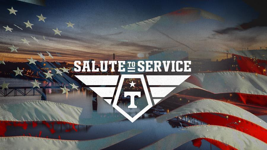 """Second Annual """"Salute to Service Week"""" Celebrations, Recognitions Begin Sunday"""