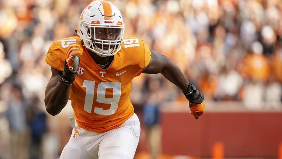Tennessee Player Media Availability (Nov. 26)