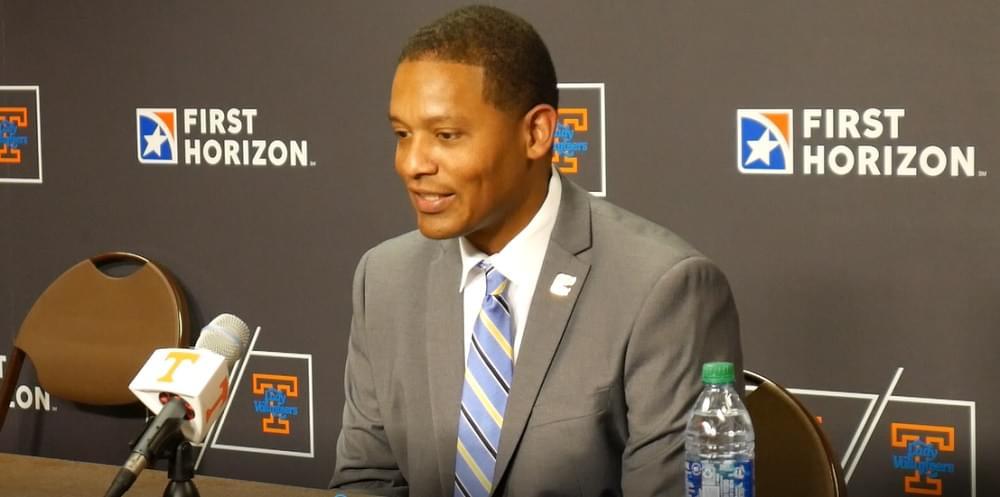 "Video: UTC coach Lamont Paris on Vols ""That's a really good team"""