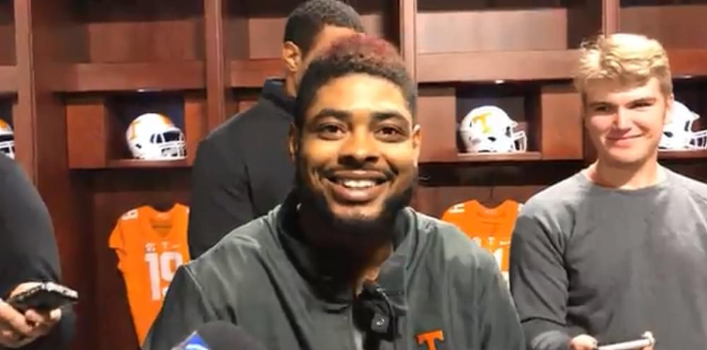 "Video: Jennings on going to Pruitt's office to say JG should start ""Honest opinion on what I thought…I believed he was the one"""