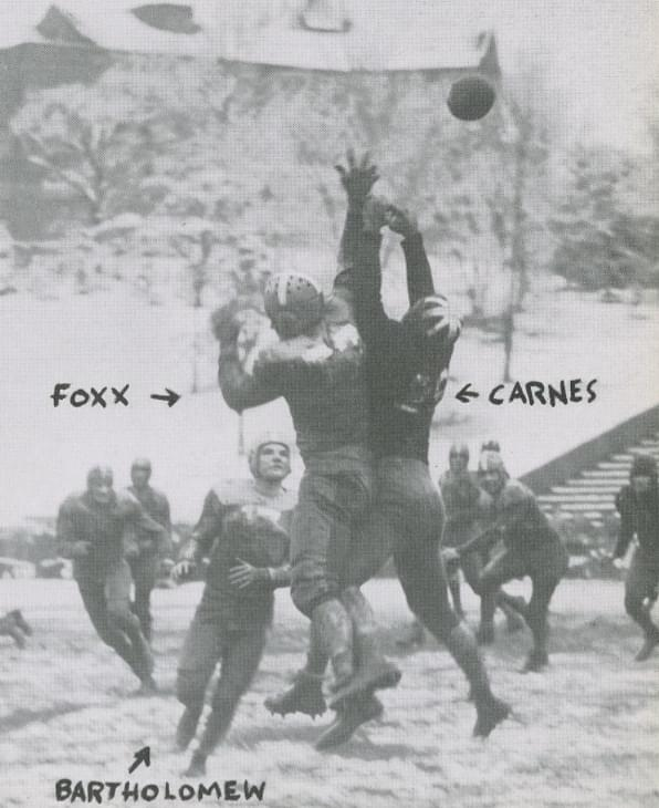 Tennessee's Thanksgiving Day Football History