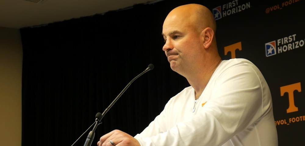 Video: Jeremy Pruitt postgame after Vols 28-10 win over Vanderbilt
