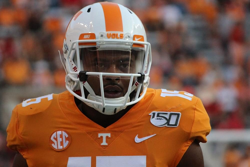 Jennings suspended for 1st half of bowl; see Fulmer statement