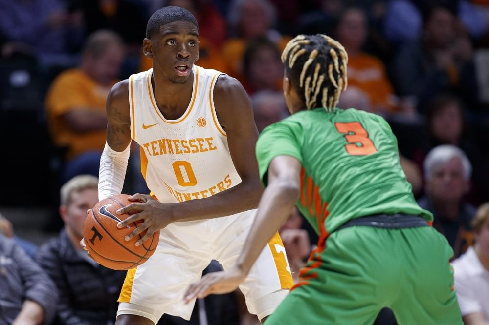 """Video: Gaines on Nkamhoua """"He's going to be a great player"""""""