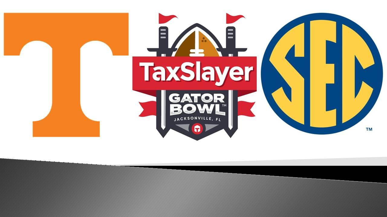 SEC football bowl assignments announced; Vols vs. Hoosiers in Gator Bowl