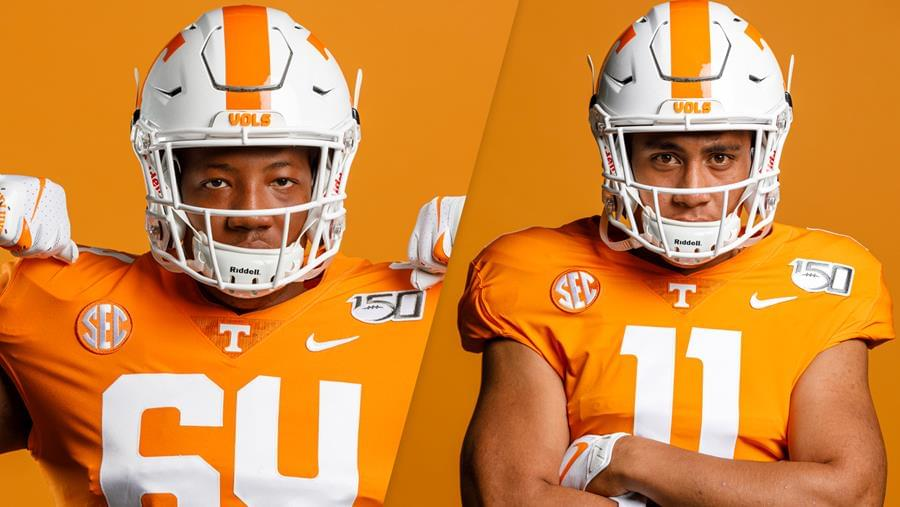UT Duo Earns 247Sports True Freshman All-America Honors