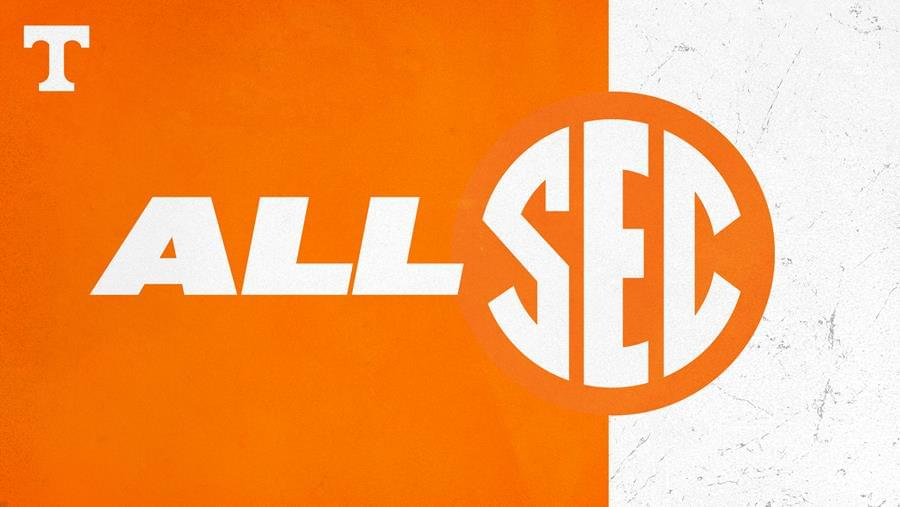 Five Vols Named to Football Coaches All-SEC Teams