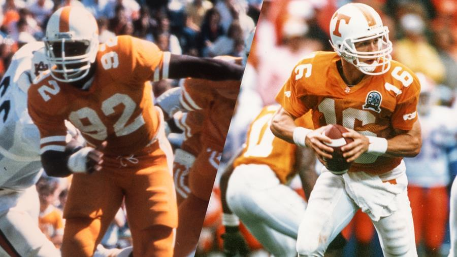 ESPN Names VFLs White and Manning All-Time All-Americans
