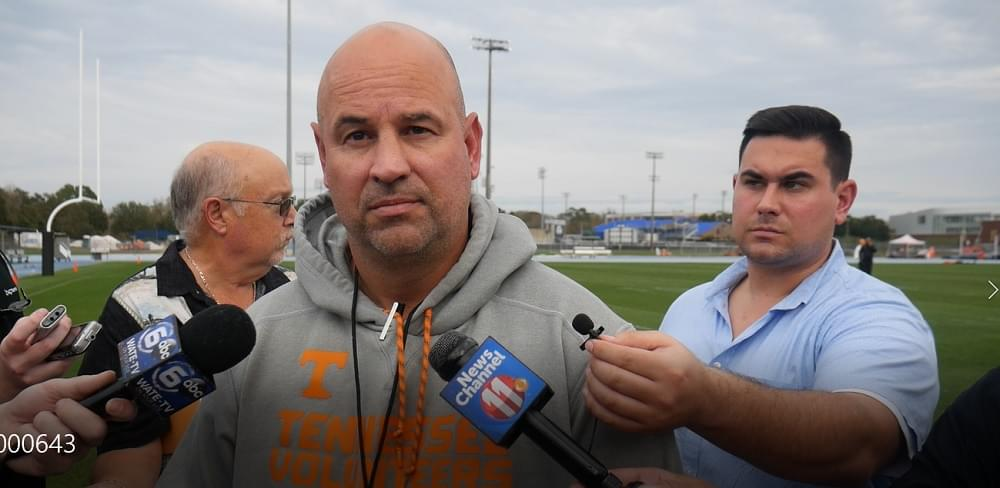 """Video: Pruitt """"Our kids have been focused the entire bowl prep"""""""