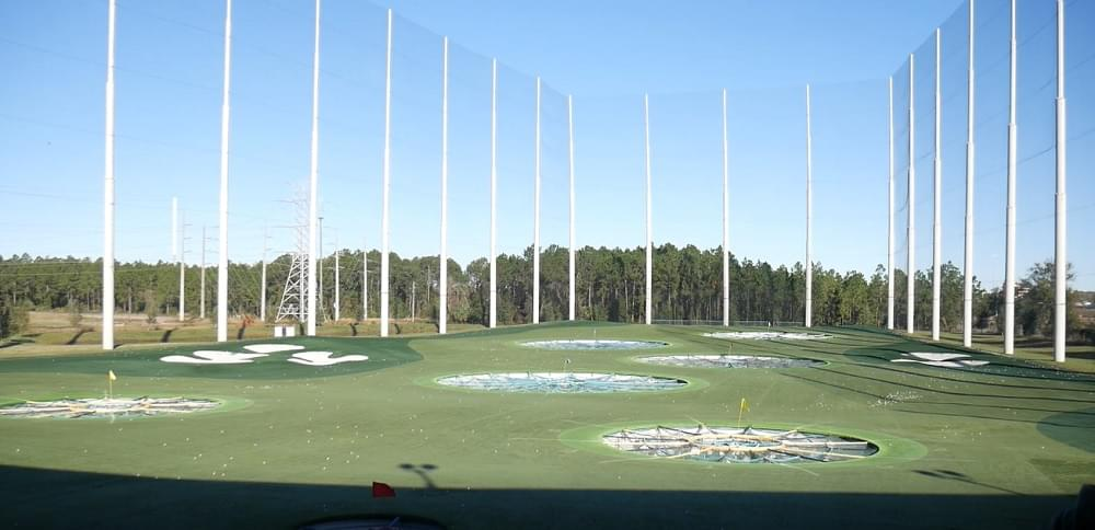 Video: Vols swing away at TopGolf Jacksonville