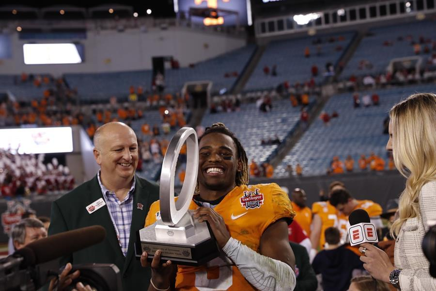 Vols Rally to Defeat Indiana in 75th TaxSlayer Gator Bowl