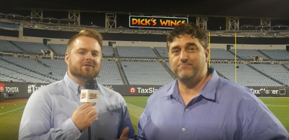 Video: 99.1 The Sports Animal's Gator Bowl Review