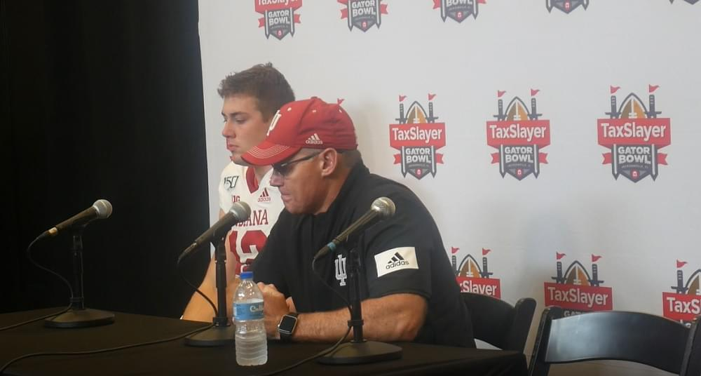 """VIDEO: Tom Allen on UT, """"That #3 is a special kid."""""""