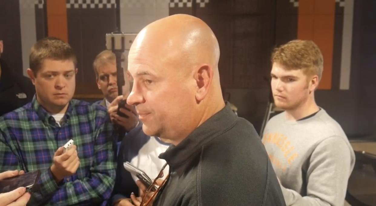 """Video: Pruitt """"They've done everything exactly how you should do it"""""""