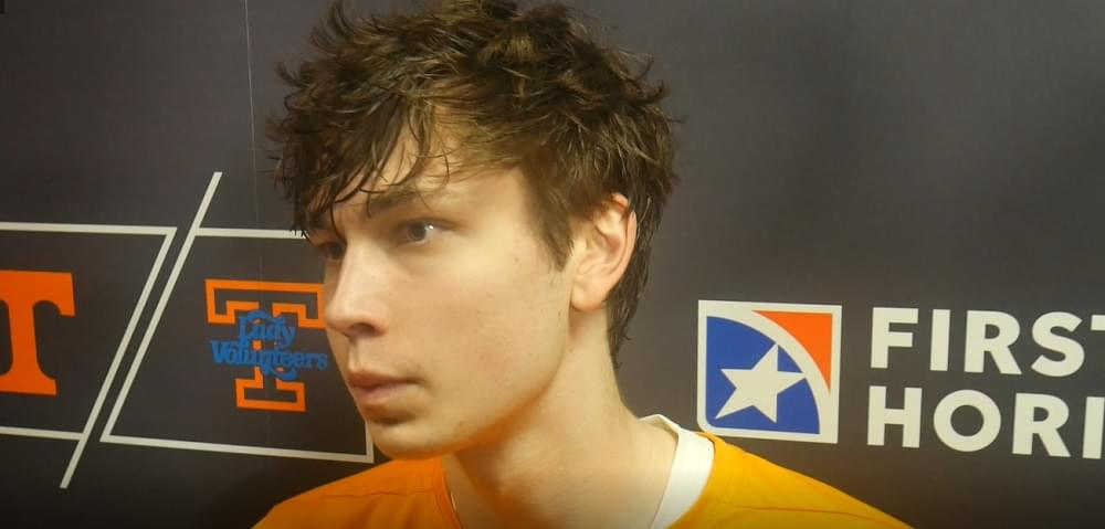 """Video: Pember on late-game minutes """"It means alot. Everybody wants to be in those situations."""""""