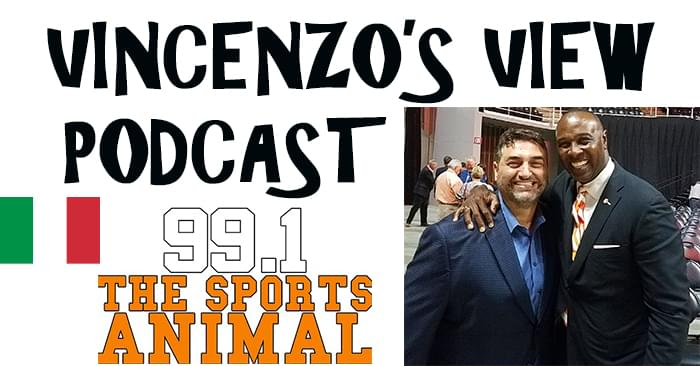 Vincenzo's View Podcast