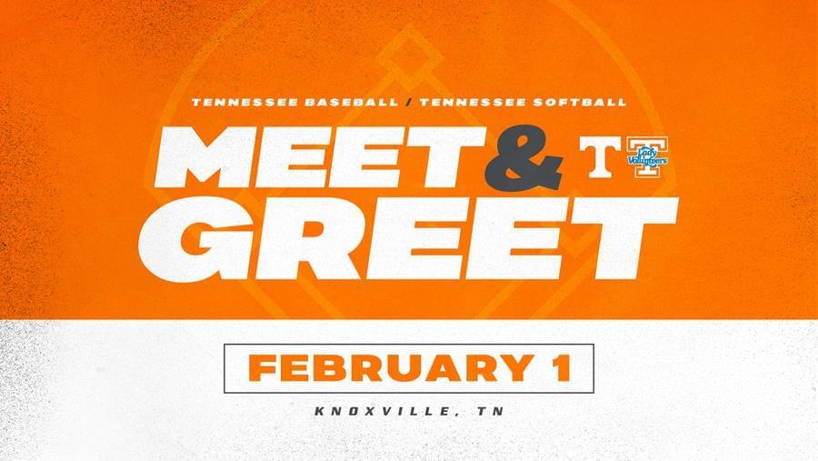 Baseball & Softball Preseason Meet & Greets Set for Feb. 1