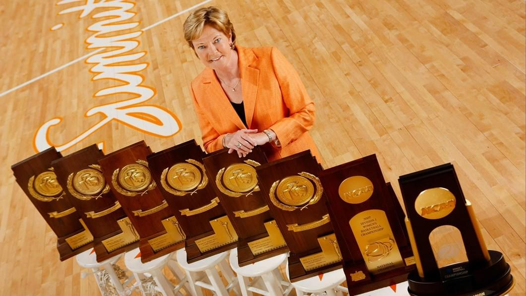 "Lady Vols Set For ""We Back Pat"" Week"