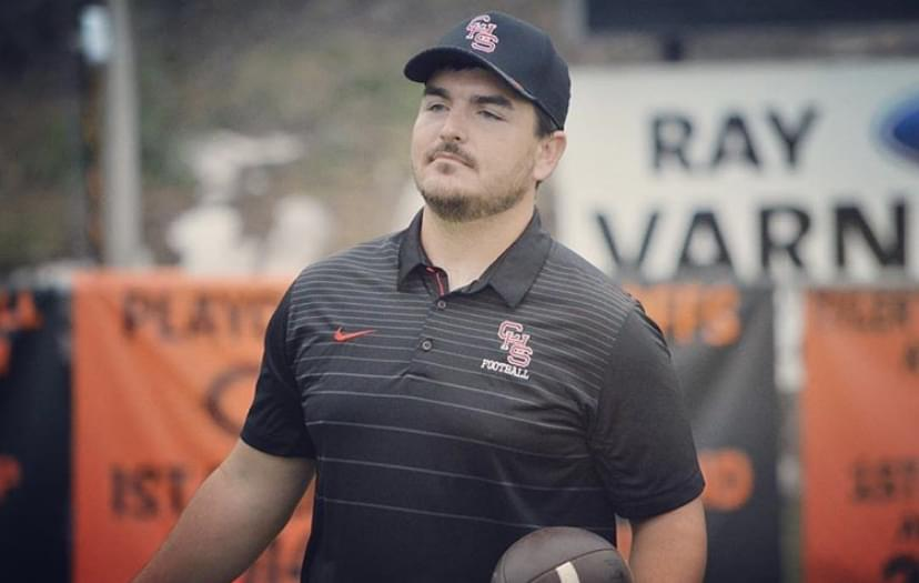 Central High School tabs Nick Craney as head football coach