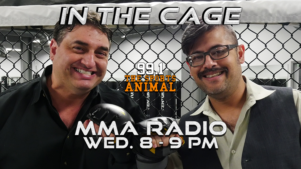 In The Cage MMA Radio