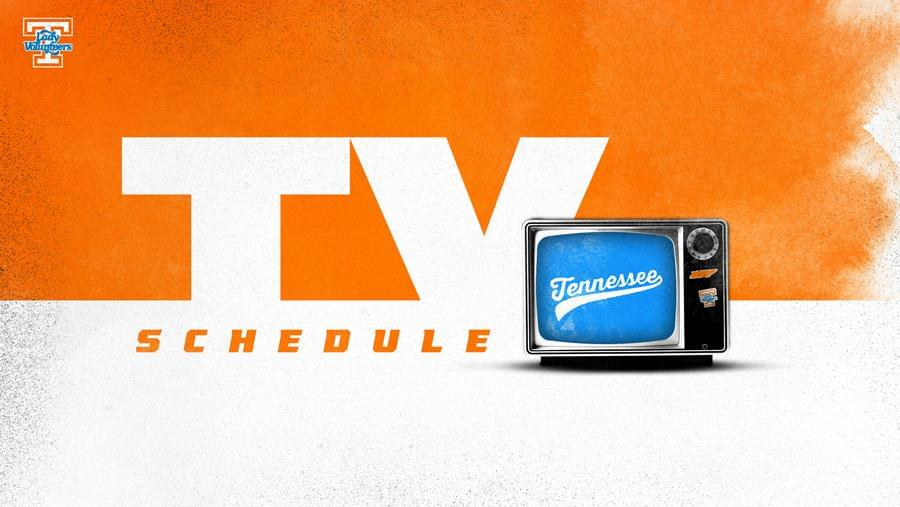 Lady Vols Softball Announce 2020 TV Schedule