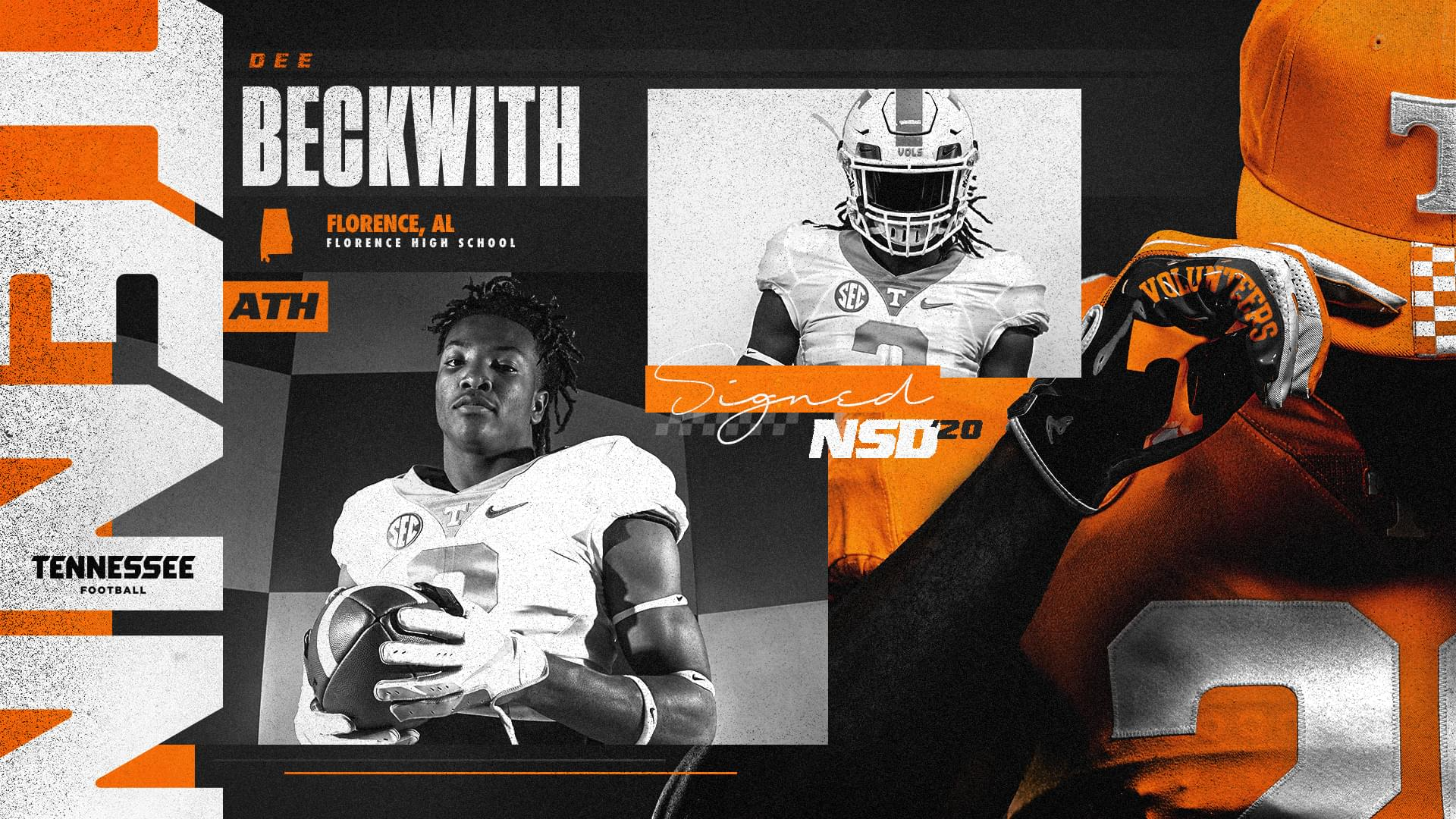 3-star ATH Dee Beckwith – UT Signee 22, Profile/Analysis/Highlights