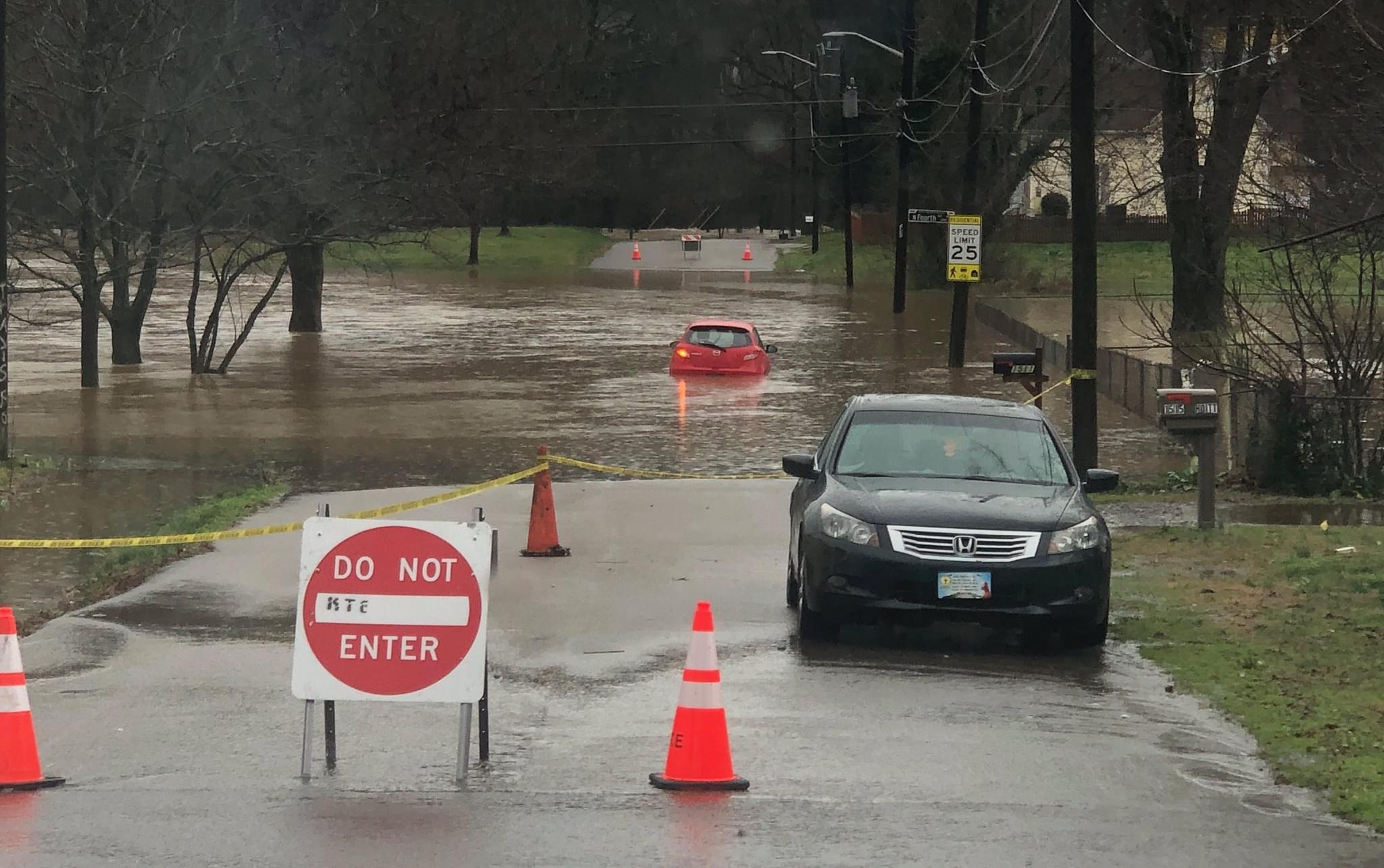 Flooding Concerns Again Ahead of Rains this Week
