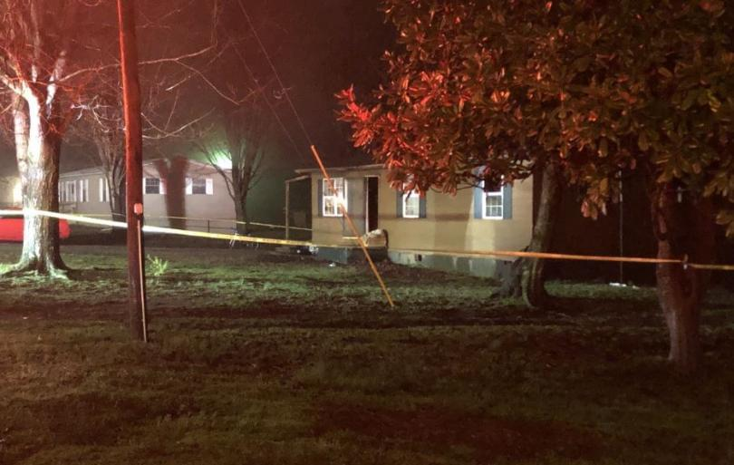Child Dies in Madisonville Fire