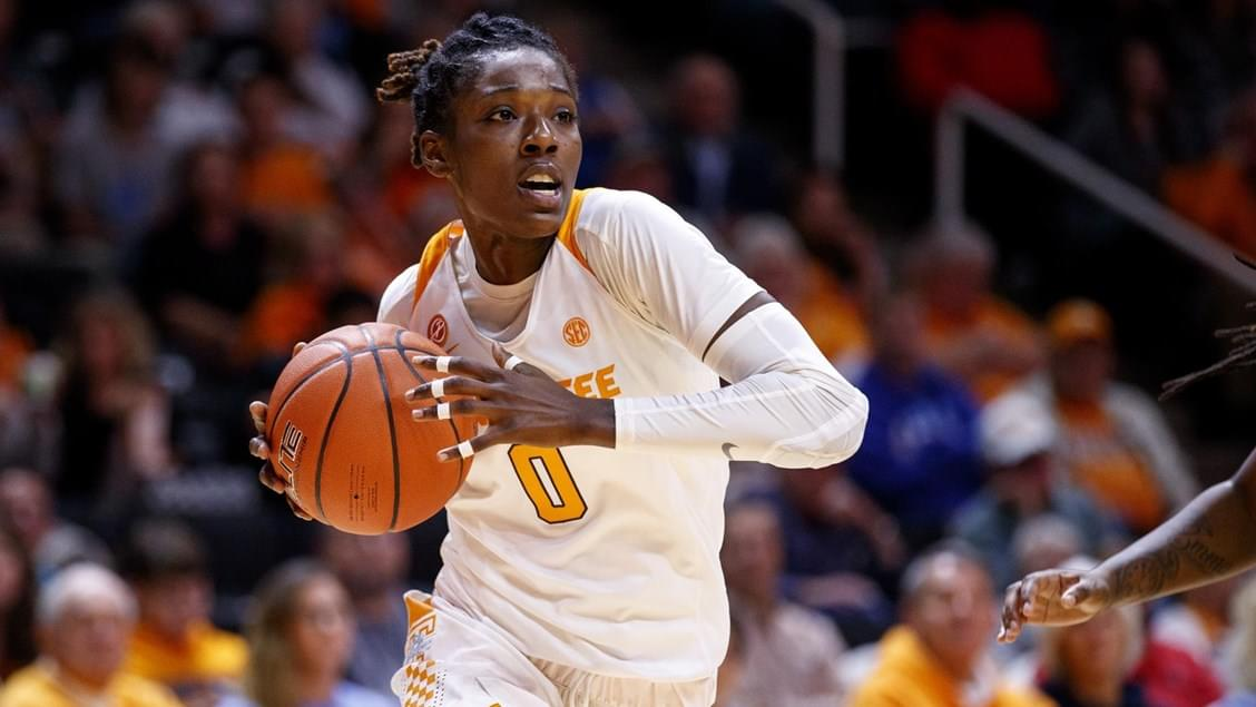 Davis Makes Cheryl Miller Award Top-10