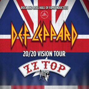 Def Leppard with Special Guest ZZ Top Coming to TBA